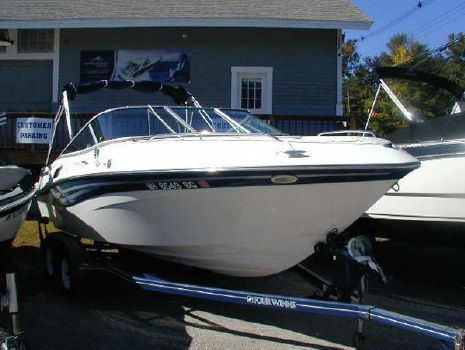 2001 Four Winns 215 Sundowner