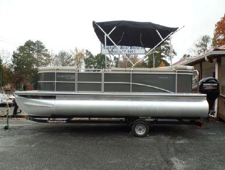 2013 Harris Flotebote Cruiser
