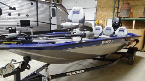 2012 Bass Tracker PRO TEAM 175 TXW