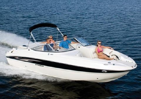2011 Stingray 235 LR Manufacturer Provided Image