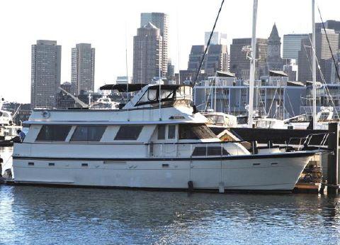 1980 Hatteras 61 Motoryacht