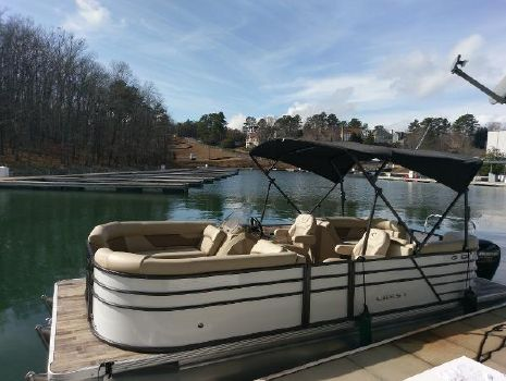 2019 CREST PONTOON BOATS II 220
