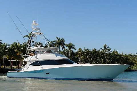 2013 Viking 82 Convertible/Tower/Gyro Sweet Tuna