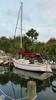 1981 Island Packet 26 MK1 1981 Island Packet 26 for sale in Longboat Key, FL
