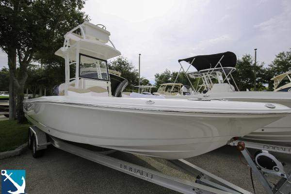 Check out this 2020 ROBALO 246 Cayman SD on Boattrader com