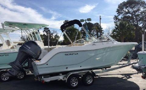 2016 Sea Fox 226 Traveler