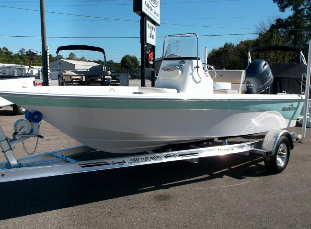 2016 nautic star 1810 nauticbay 18 foot 2016 nautic star for Used boat motors for sale in sc