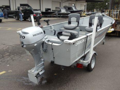 2014 Smoker-craft Alaskan