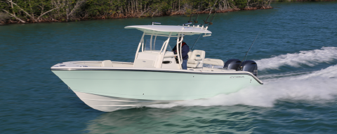 2018 Cobia Boats 261 CENTER CONSOLE