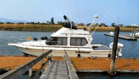 1990 Cooper Yachts Prowler