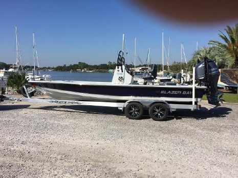 2018 Blazer Bay Boat 2420 GTS Fully Loaded