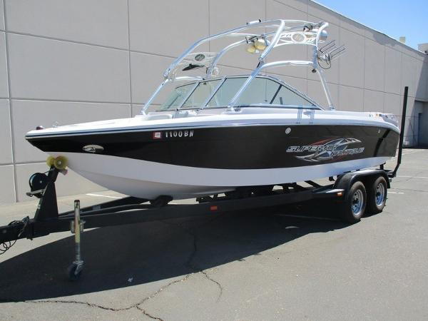 2007 Nautique Super Air 220