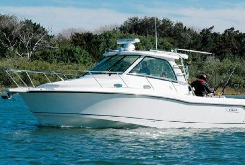2008 Boston Whaler 345 Conquest Manufacturer Provided Image