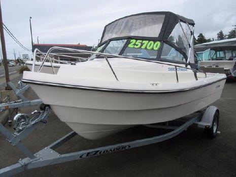 2016 Arima Sea Chaser 16