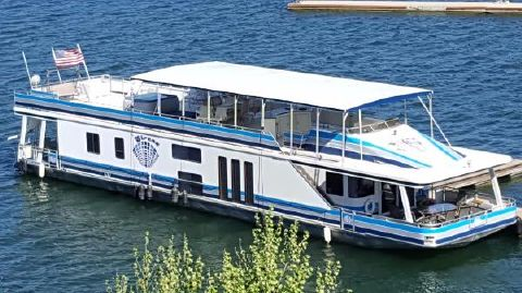 2001 Sumerset Houseboats 18x85