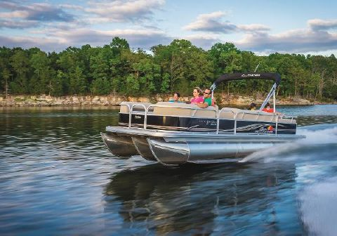 2014 Sun Tracker Party Barge 24 XP3
