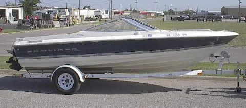 1997 Bayliner 2050 Capri