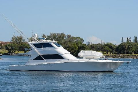 2005 Viking 74 Enclosed Flybridge AMORE