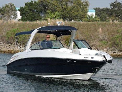2009 Sea Ray 300 SLX