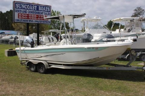 2012 Carolina Skiff 21 Ultra Elite