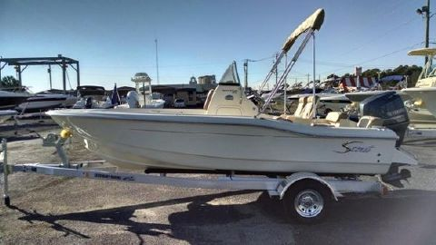 2016 Scout 175 Sport Fish