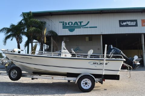 2004 SEA BOSS 19 BAY