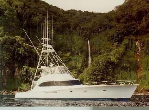 1993 Merritt 65 Sportfisherman