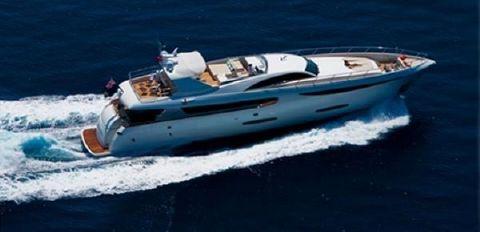 2008 Ned Ship 34M