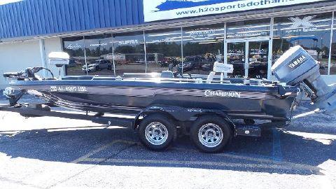 1998 Champion Boats 206 Elite