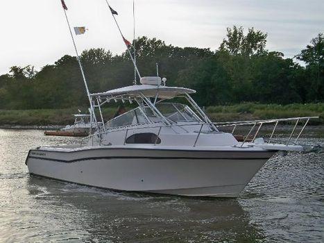 2000 Grady White 300 Marlin