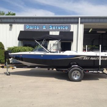 2008 Correct Craft Ski Nautique 196 Limited Closed Bow