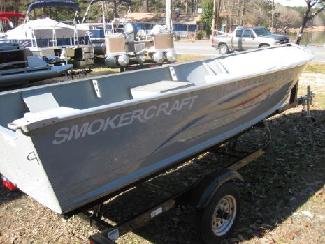 2014 Smoker-craft Alaskan 15 DLX