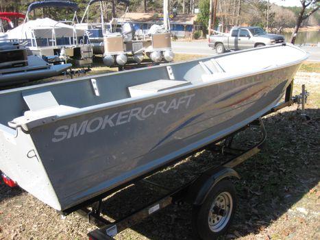 2014 Smoker-craft Alaskan 15 DLX