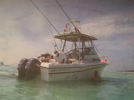 1990 Grady-White 255 Sailfish