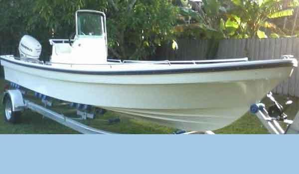 how to build a panga boat