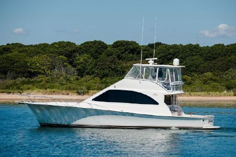 2001 Ocean Yachts 52 SUPER SPORT