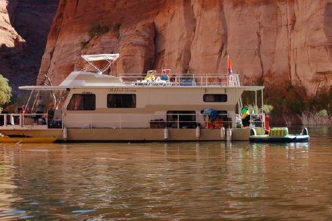 1983 Skipperliner Multi Owner Houseboat