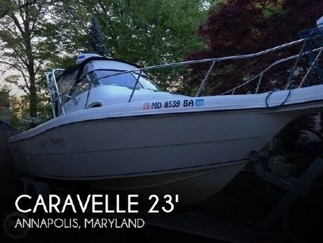 1998 Caravelle Boats 233 Offshore Walkaround 1998 Caravelle 233 Offshore Walkaround for sale in Annapolis, MD