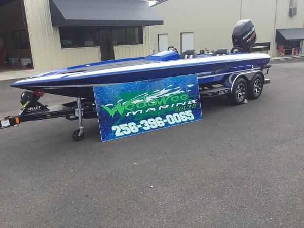 Bullet new and used boats for sale in alabama for Yamaha montgomery al