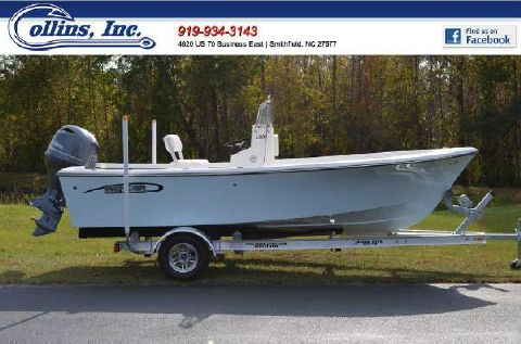 2015 May-craft 1900 Center Console
