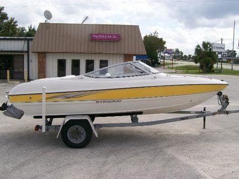 2005 Stingray 185 Lx
