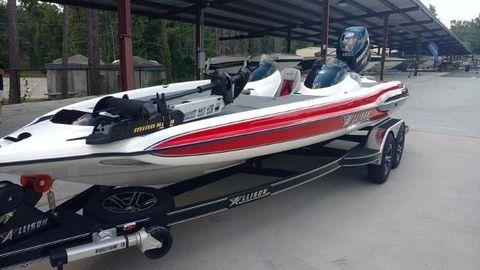 2017 Allison Boats Xb-21 Bassport Pro