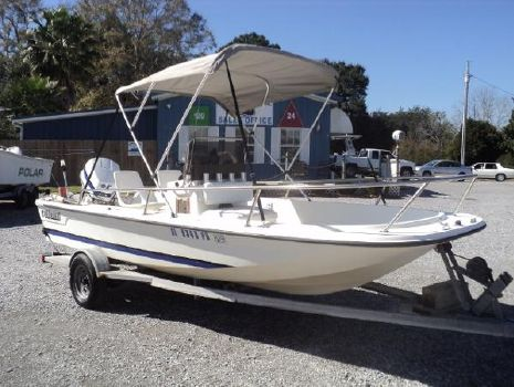 1991 Wahoo Center Console