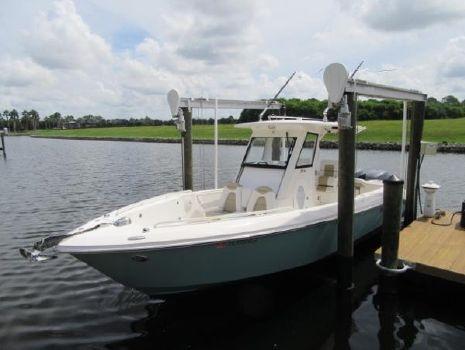 2007 Everglades Boats 260 / 275 260/275 Everglades