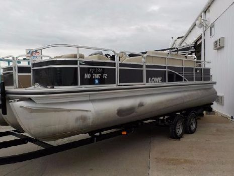 2013 Lowe SF Pontoon 234