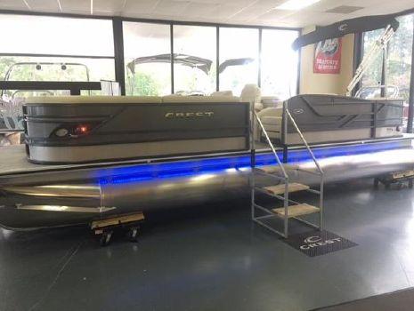 2016 Crest Pontoon Boats Classic 250 SLR2