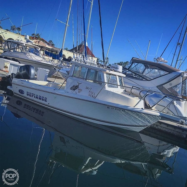 Check out this 2015 DEFIANCE 22 Admiral on Boattrader com