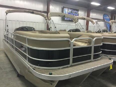 2016 G3 Boats SunCatcher V322 RF