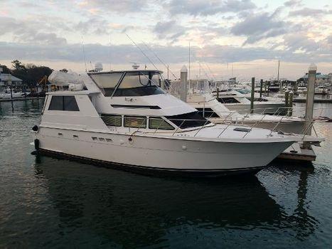 1998 Hatteras 52 Cockpit Motor Yacht