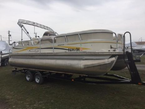 2008 Fisher Freedom 220 DLX